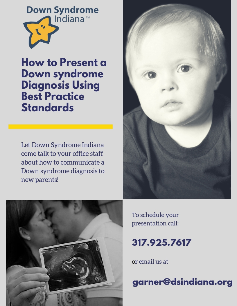 For Health Professionals | Down Syndrome Indiana